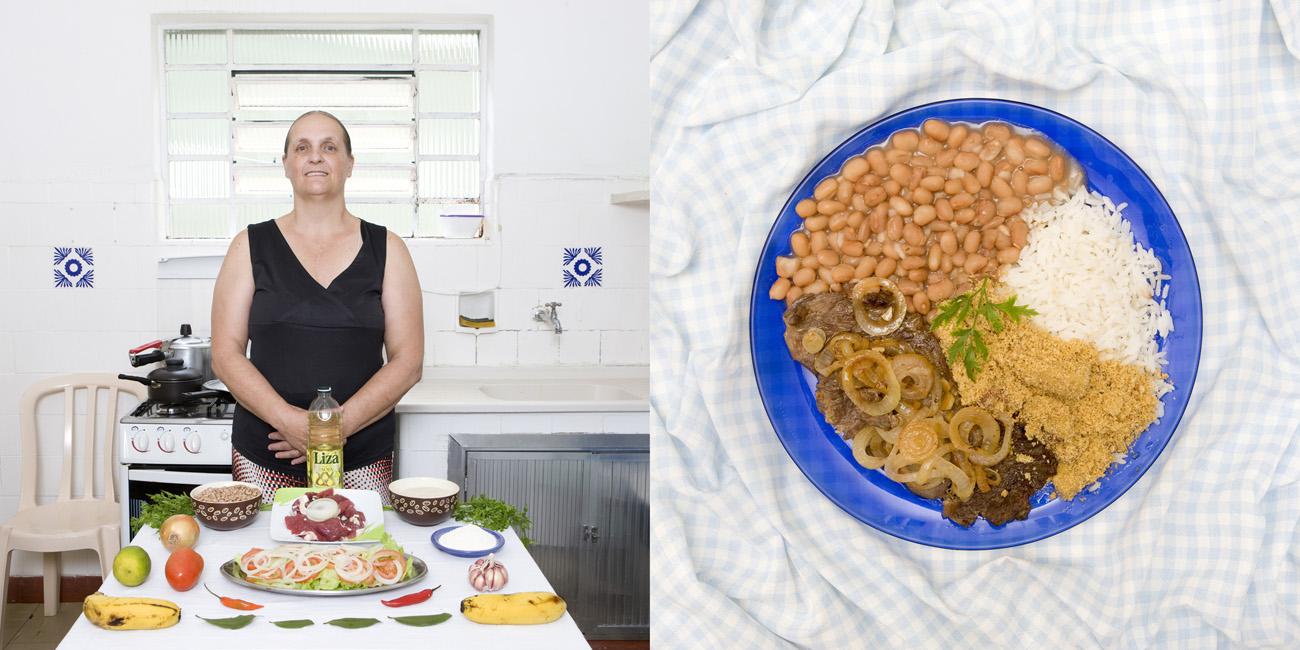 In Her Kitchen – Gabriele Galimberti